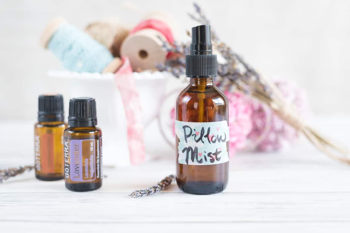 Lavender Frankincense Pillow Mist Recipe The Artisan Life