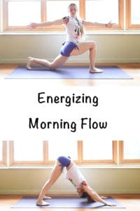 energizing morning flow yoga - all levels free yoga class