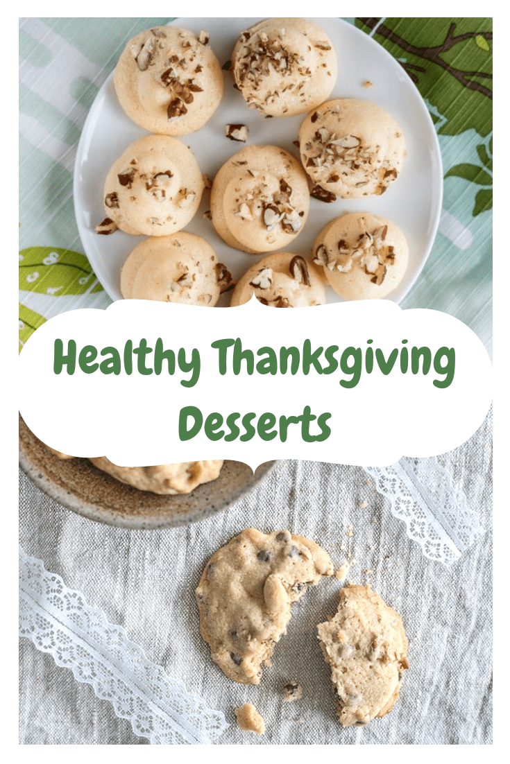 Healthy Thanksgiving Dessert Recipes