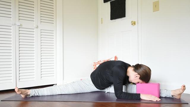 beginner yin yoga sequence 8