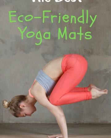 The Best Eco-Friendly Yoga Mats