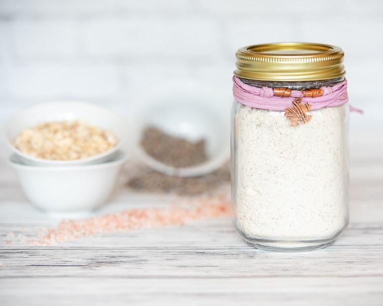 soothing oatmeal bath soak recipe