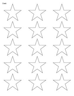 2-inch-geometric-stars