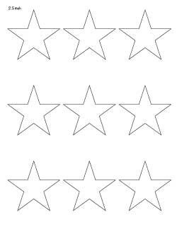 2.5-inch-geometric-stars