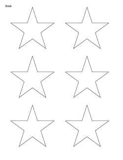 3-inch-geometric-stars