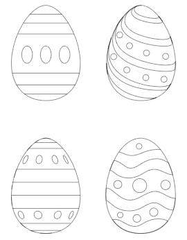 Coloring Egg - Hd Football