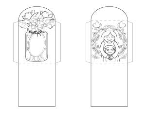 coloring-page-tea-wrappers