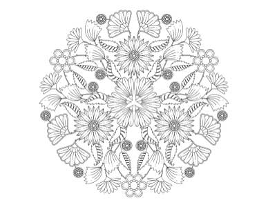 floral-mandala-for-earth-day-2