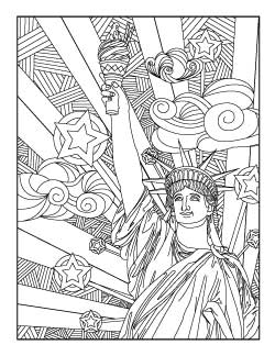 state-of-liberty-coloring-page