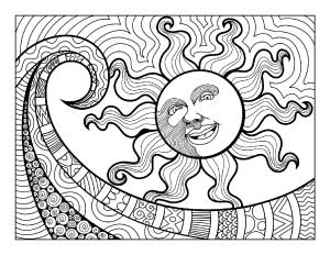 sun-and-wave-summer-coloring-page