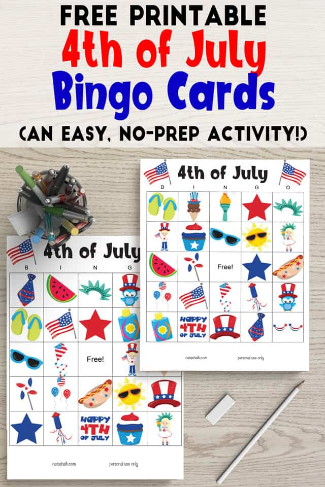 easy-no-prep-fourth-of-july-bingo-printables