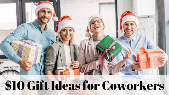 $10 gift ideas for coworkers