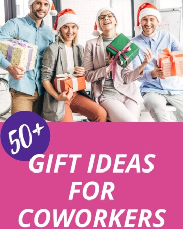 50+ $10 gift ideas for coworkers