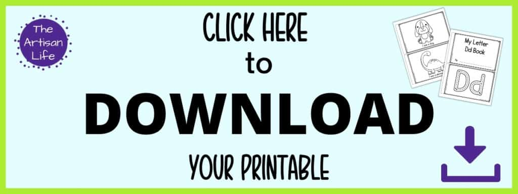 """Text """"click here to download your printable"""""""